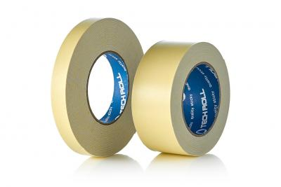 Foamed adhesive tape (mirrored)