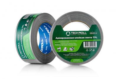 Reinforced TPL adhesive tape